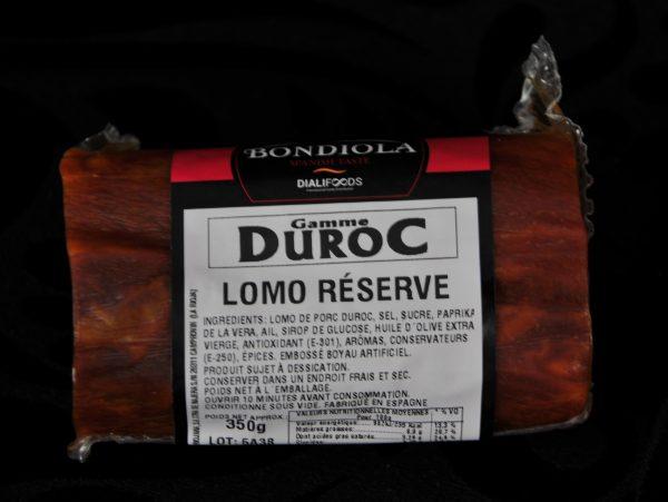 Lomo DUROC