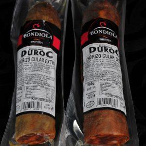 Chorizo Cular DUROC Extra