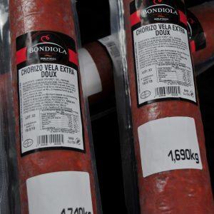 Chorizo Vela Doux