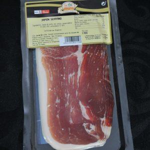 Jambon Serrano Tranché 100 gr